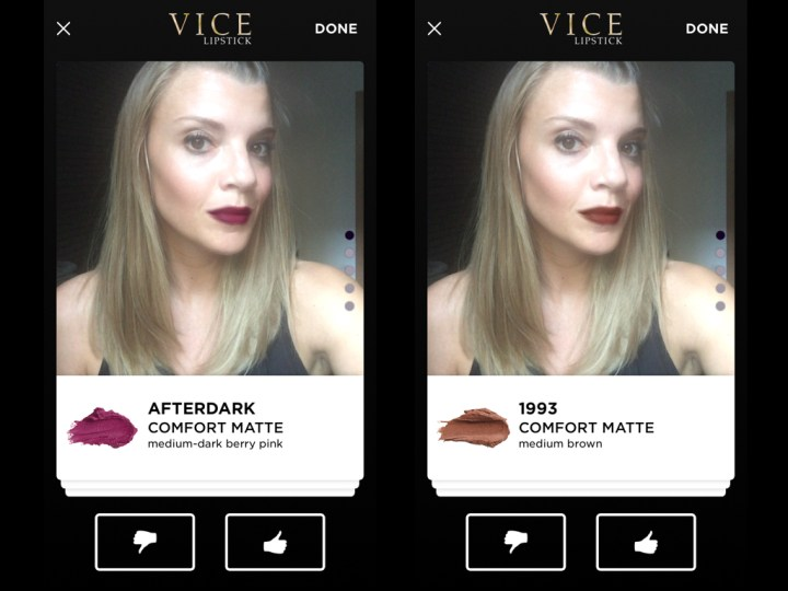 Urban Decay Vice Lipstick app 6