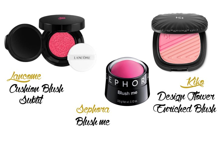 Beauty essentials Blush