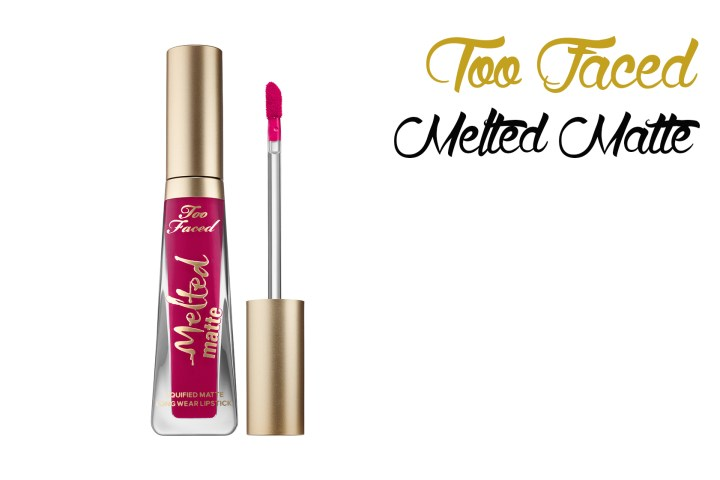 TOO FACED MELTED MATTE ROSSETTO