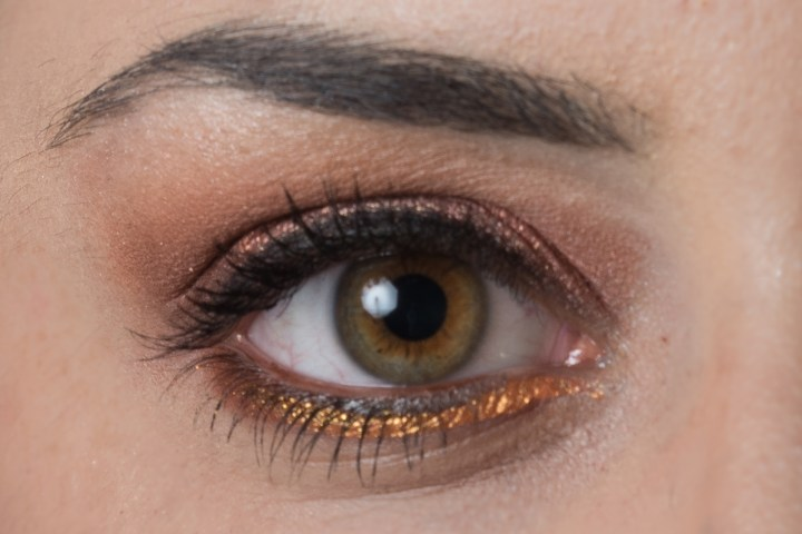 MAKE UP OCCHI DI CAPODANNO | NABLA COSMETICS