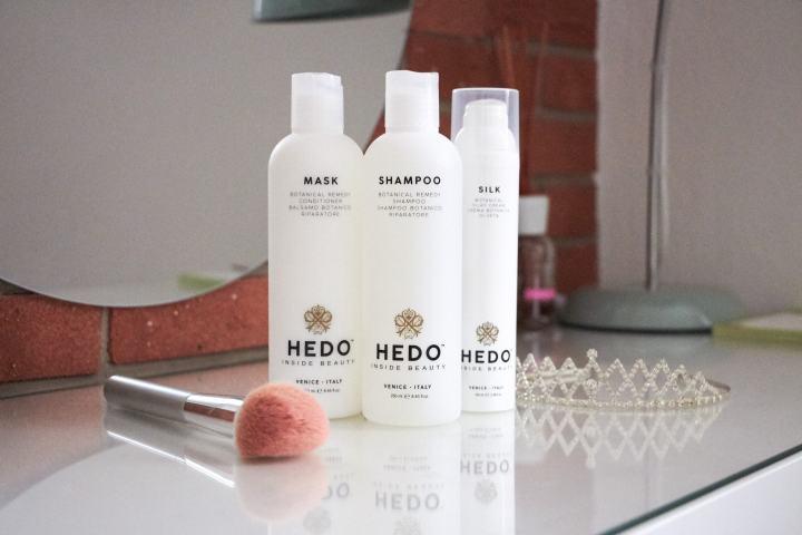 HEDO e la Botanica, Lusso per capelli