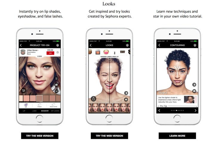 Digital Beauty | Sephora Virtual Artist