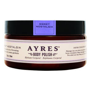ayres body polish sweet nostalgia