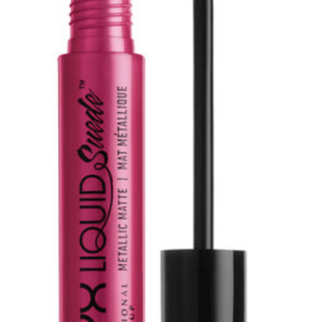 NYX LIQUID SUEDE METALLIC MATTE BUZZ KILL