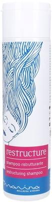 Bio Marina Shampoo ristrurrante lanolina capelli