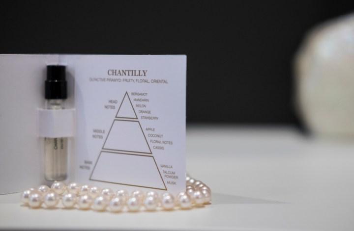 Gritti Bra Chantilly profumo