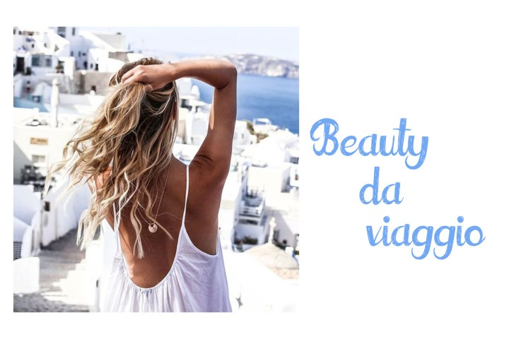 Beauty per le vacanze: 6 mini size e travel kit formato valigia