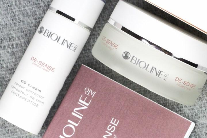 BIOLINE DE-SENSE Instant Relief, sollievo immediato per la pelle sensibile