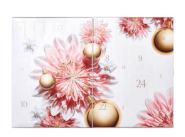 Calendario dell'avvento natale 2018 Clarins