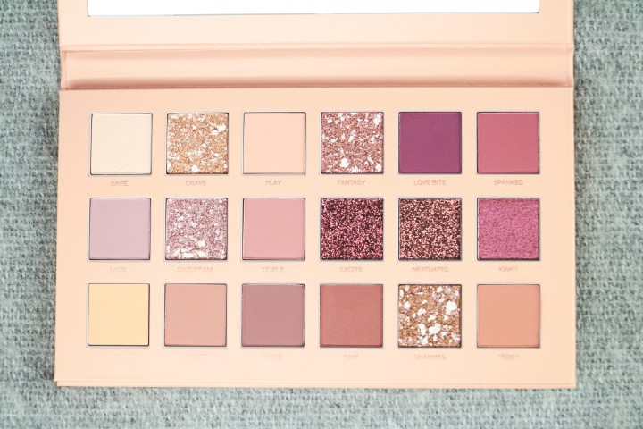 Huda Beauty New Nude 18 colori palette