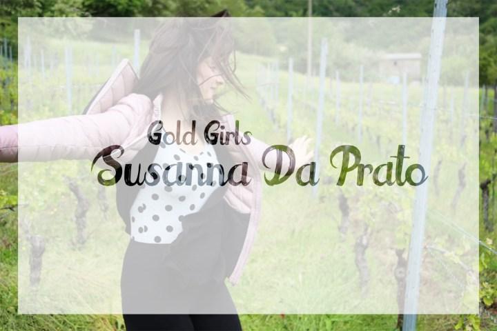 Susanna, e la sua linea cosmetica a partire dalle uve Pinot