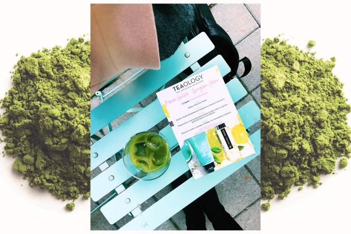 Tè matcha per la pelle | le novità skincare di casa Teaology