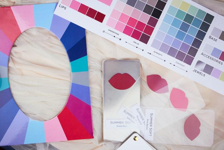 armocromia stagione palette