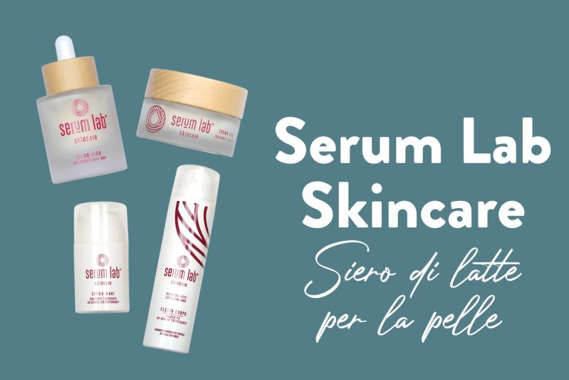 Serum Lab Skincare, siero di latte, cura della pelle