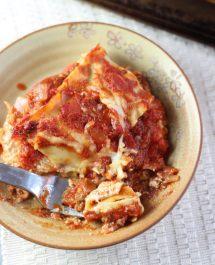 Ina Garten Lasagna Recipe