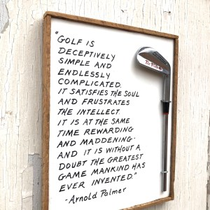 Special Golf Gifts, Arnold Palmer