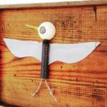 Birdie Golf Art