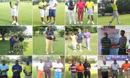Stanbic – Otumfuo Invitational Main Tournament Round 1 in pictures