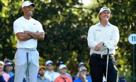 When Tiger and Phil go head-to-head: A tale of the tape