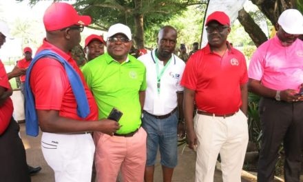 SIC affirms commitment to promoting golf in Ghana