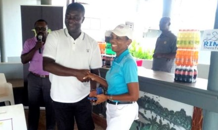 Vincent Clinches June Coca Cola Monthly Medal