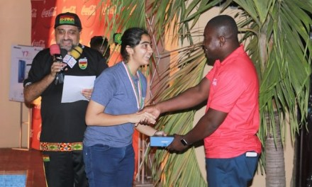 Photos – Closing Ceremony of 2018 Coca-Cola Open African MiniGolf Championship
