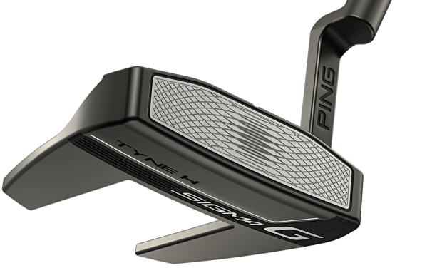 Golf hot stuff: Good putting comes in smaller packages