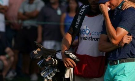 Golfer misses PGA Tour card by an inch