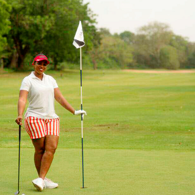Beginners Guide to Golf – Afia Konadu breaks down the process