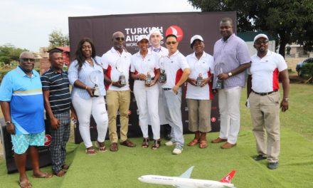 Celebrity Golf Club hosts Turkish Airlines World Golf Cup