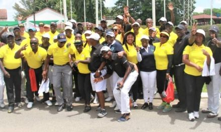 Floria dazzles field to win Ladies Division as Achimota Golf Club suffers big loss to IBB in Matchplay