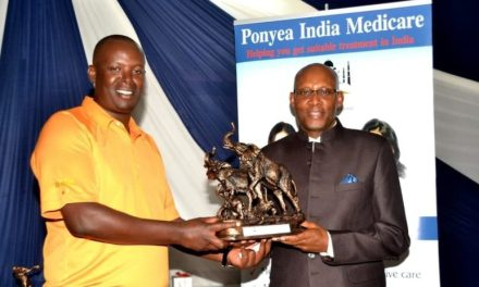 MASHUJAA PONYEA INDIA MEDICARE GOLF DAY AT RUIRU SPORTS CLUB