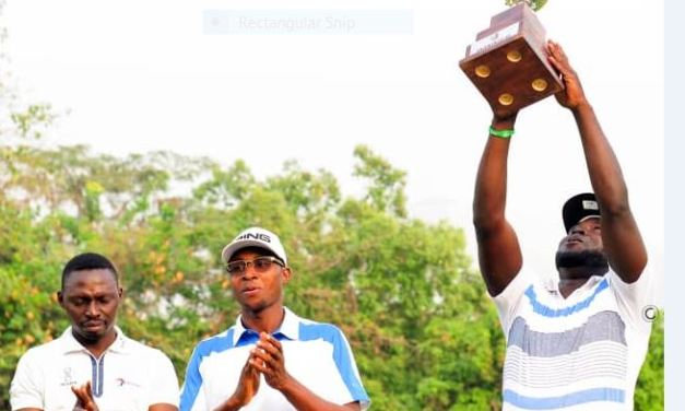 How Olapade held off Torgah to win Tour Championship