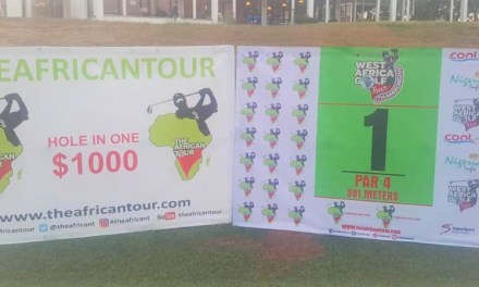 WEST AFRICA GOLF TOUR CHAMPIONSHIP kicks off at IBB Golf Club in Abuja