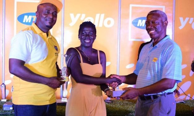 MTN rocks Bogoso with exciting golf experience