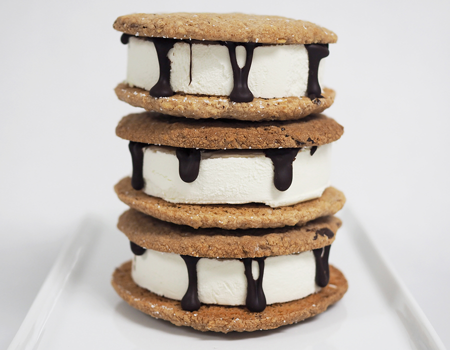 The Goodwich - Brooklyn Ice Cream Sandwich