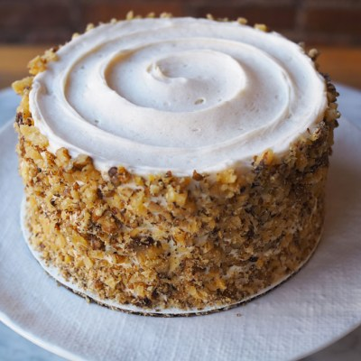 The Good Batch - Carrot Cake