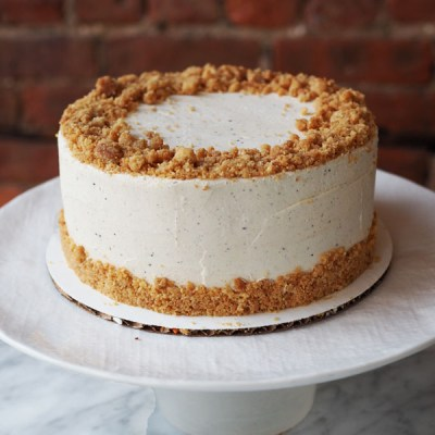 The Good Batch - Brown Butter Salty Cake