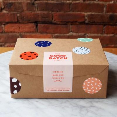 The Good Batch Deluxe Cookie Sampler