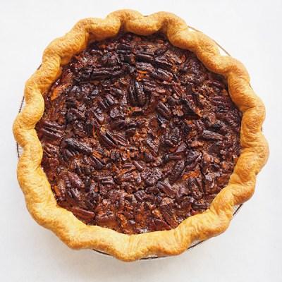 Pecan Chocolate Bourbon Pie The Good Batch Thanksgiving