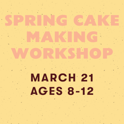 Kids Events Brooklyn Saturday Cake Decorating Class