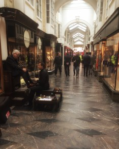 Chrch's Burlington Arcade