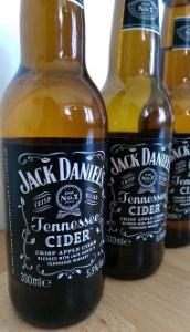 JD Cider Bottles
