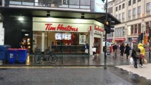 Tim Hortons - Glasgow