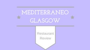 Restaurant Blog Banner