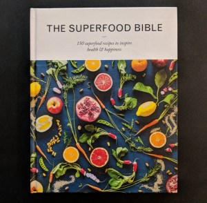 The Superfood Bible by Parragon Books