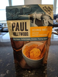 Paul Hollywood - Salted Caramel Icing Mix