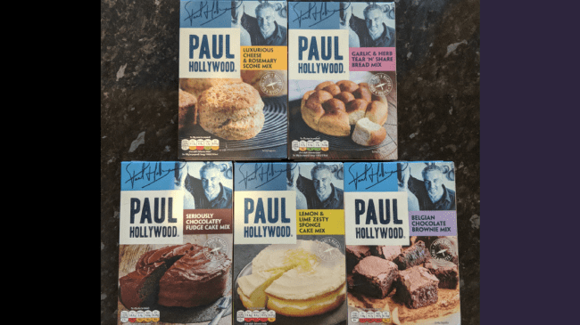 Paul Hollywood Featured Image - Baking sets