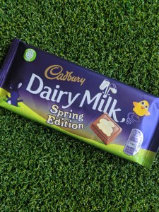 Dairy Milk Bar - Spring Edition