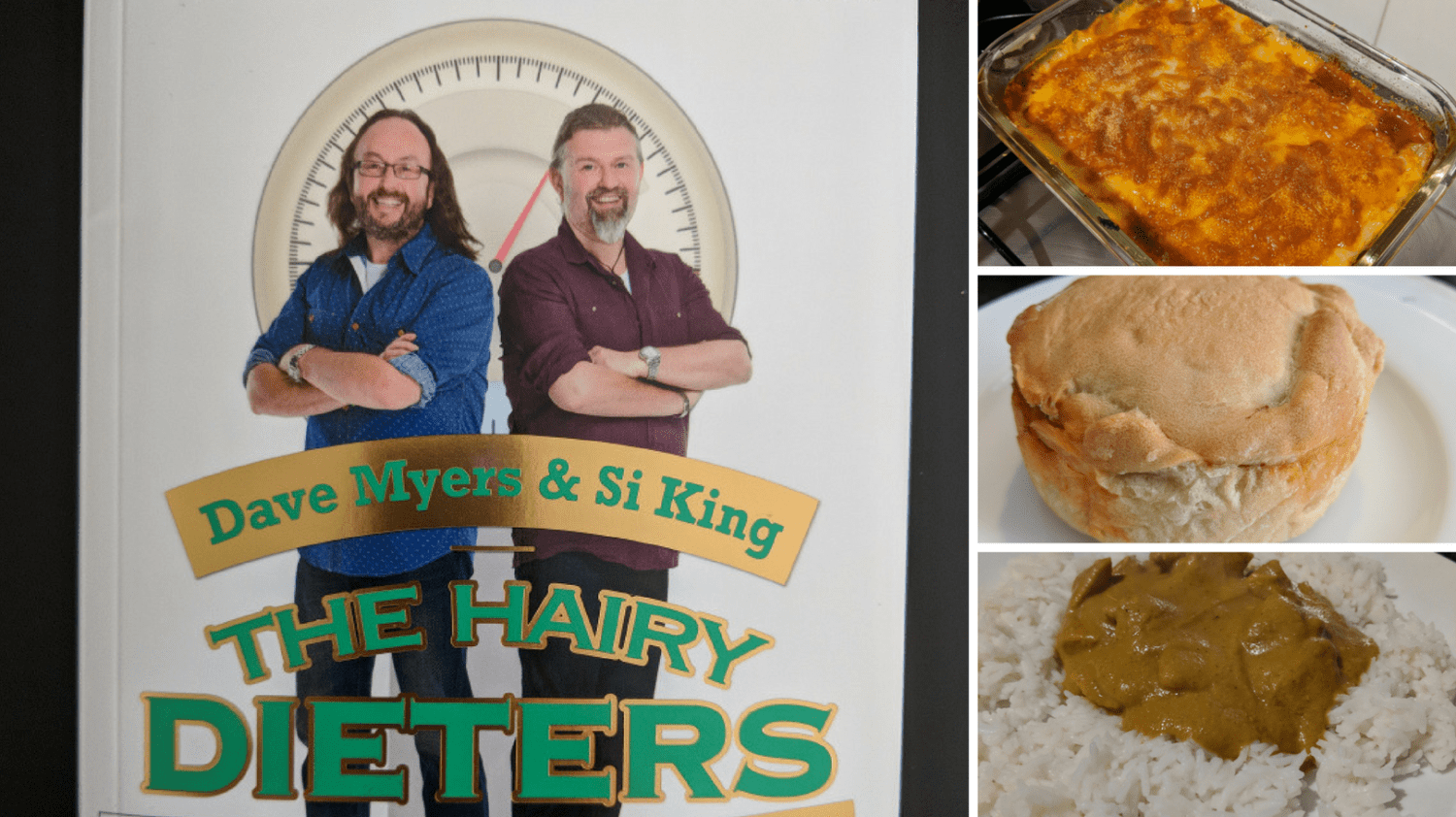 Hairy BIkers - Diet Book - Feature Image